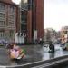 La fontaine de Beaubourg