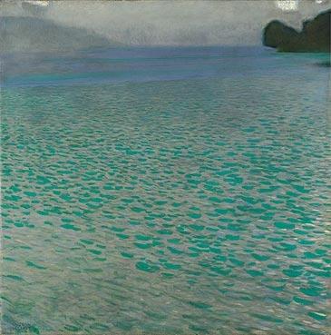 Sur l'Attersee ~ Klimt