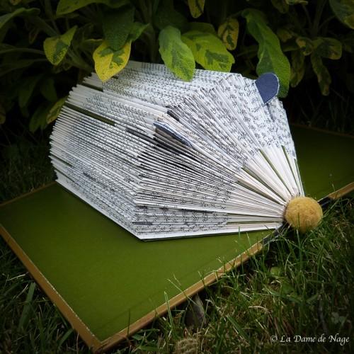 Bricolage, Livre Hérisson, Petit bonheur