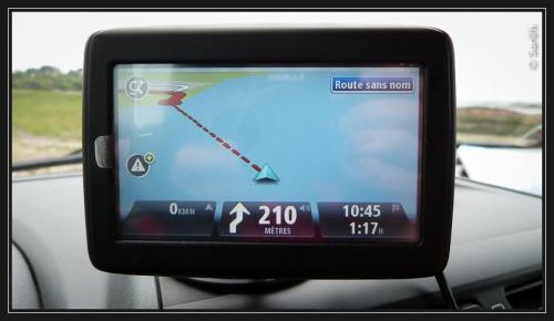 GPS; incohérence